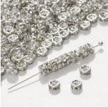 Zdjęcie - Przekładka z kryształkami rondelek crystal