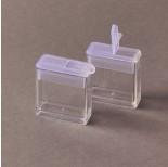 Zdjęcie - Pudełko do koralików prostokątne małe