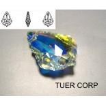 Zdjęcie - 6090 baroque pendant, SWAROVSKI, crystal AB,