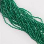 Zdjęcie - Kocie oko kulka fasetowana zielona