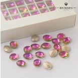 Zdjęcie - Kryształy Rhinnes leaf vitrail light