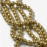 Zdjęcie - Perły seashell złociste
