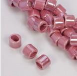 Zdjęcie - Ceramiczny walec różowy