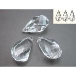 Zdjęcie - 6020 helix pendant,SWAROVSKI, crystal