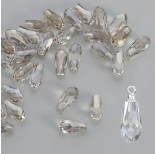 Zdjęcie - 6530 pure drop, SWAROVSKI, silver shade