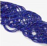 Zdjęcie - Lapis lazuli kulka fasetowana klasa A