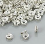 Zdjęcie - Przekładki rondelki z kryształkami crystal