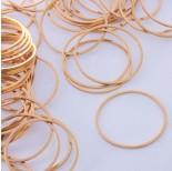 Zdjęcie - Baza geometryczna ze stali chirurgicznej koło złoty