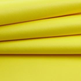 Zdjęcie - Mata ze skóry ekologicznej żółta