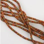 Zdjęcie - Jaspis cesarski krążek brązowy