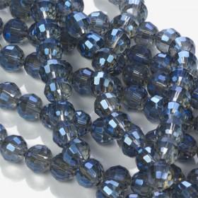 Zdjęcie - Kryształki kulka 96 cutts blue shade