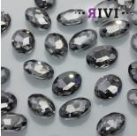 Zdjęcie - Kaboszon kryształowy black diamond