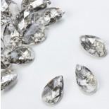 Zdjęcie - 6106, pear-shaped , SWAROVSKI, silver patina