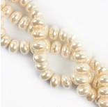 Zdjęcie - Perły seashell dysk z dziurką