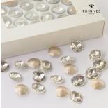 Zdjęcie - Kryształy Rhinnes flat diamond crystal