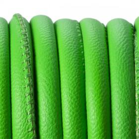 Zdjęcie - Rzemień szyty neon green