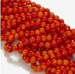 Zdjęcie - Koral bambusowy kulka pomarańczowa