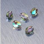 Zdjęcie - 5051 Swarovski mini oval bead Paradise Shine