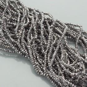 Zdjęcie - Kryształki oponki fasetowane nickel