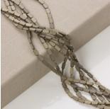 Zdjęcie - Hematyt platerowany prostokąt zaokrąglony oliwkowy mat