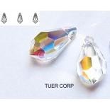 Zdjęcie - 6000 drop, SWAROVSKI, crystal AB,