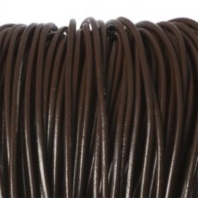 Zdjęcie - Rzemień  naturalny brązowy