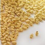 Zdjęcie - Metalowe koraliki walce jerzyki