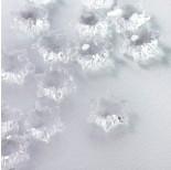 Zdjęcie - 6748 Edelweiss pendant Swarovski crystal