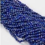 Zdjęcie - Lapis lazuli kulka fasetowana