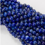 Zdjęcie - Lapis lazuli kulka gładka