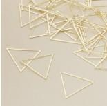 Zdjęcie - Baza metalowa trójkąt
