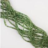 Zdjęcie - Kryształ górski zielony kulka fasetowana