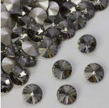 Zdjęcie - 1122 rivoli stone, SWAROVSKI, black diamond