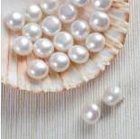 Zdjęcie - Naturalne perły do kolczyków
