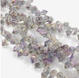Zdjęcie - Kryształki drop fasetowane violet shade