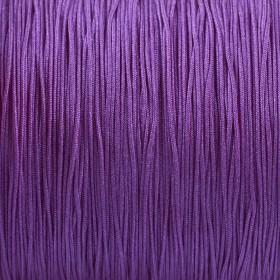 Zdjęcie - Sznurek do makramy fioletowy