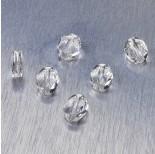 Zdjęcie - 5051 Swarovski mini oval bead Crystal