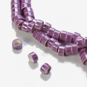 Zdjęcie - Ceramiczne walce fioletowe