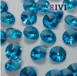 Zdjęcie - Kaboszon kryształowy aquamarine