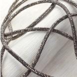 Zdjęcie - Rzemień stardust hematite