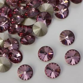 Zdjęcie - 1122 rivoli stone, SWAROVSKI, antique pink
