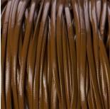 Zdjęcie - Rzemień płaski brązowy