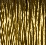 Zdjęcie - Sznurek do sutaszu ciemny złoty